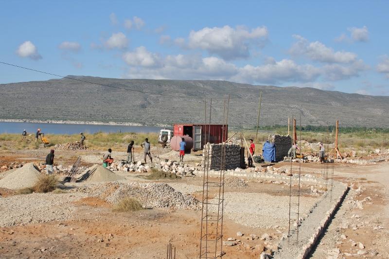09 prace na pozemku