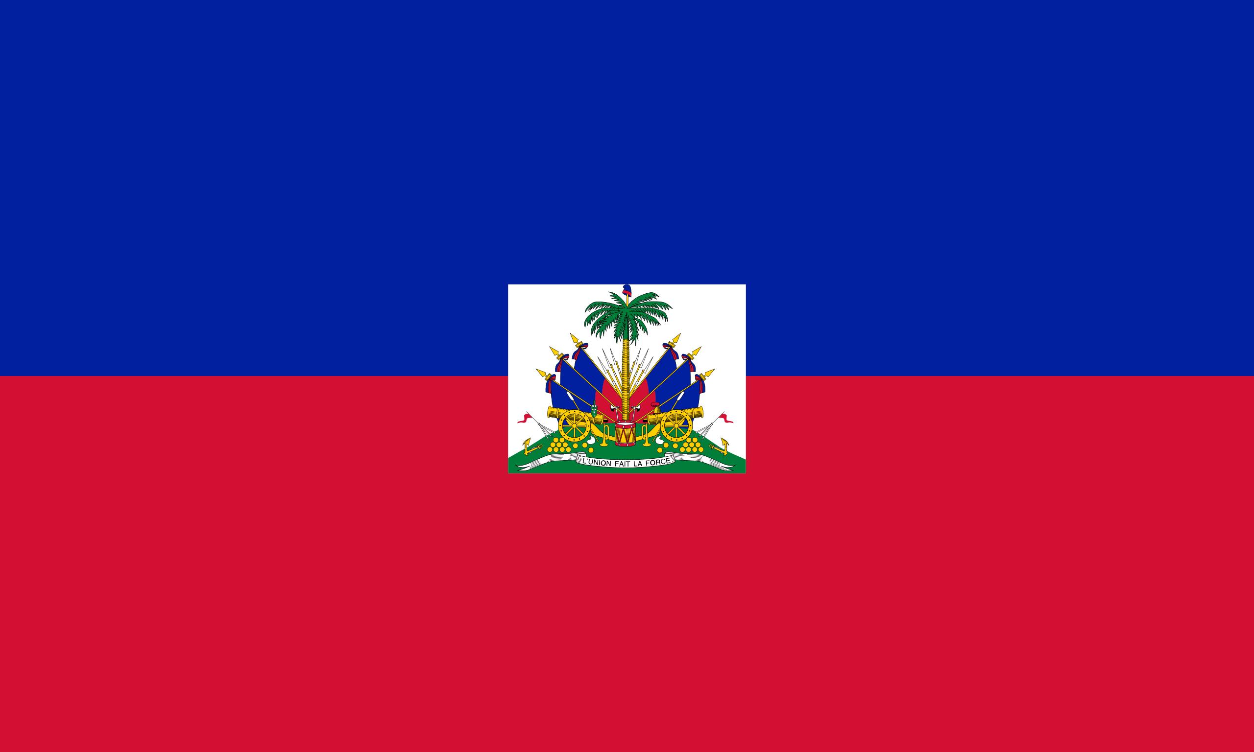 haiti vlajka
